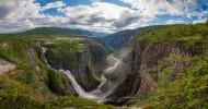 Водопад Вёрингсфоссен, фото и описание водопада