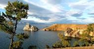 Озеро Байкал, Россия — ФОТО