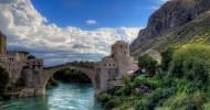 Старый мост — достопримечательности Боснии и Герцеговины