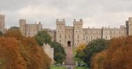 Виндзорский замок Англия — ФОТО