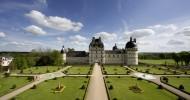 Замок Валансе, Франция — ФОТО