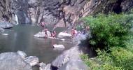 Водопад Джог в Индии, фото водопада
