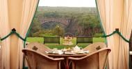 Victoria Falls Hotel в Зимбабве — ФОТО