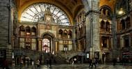 Вокзал Антверпен-Центральный, Бельгия