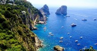 Самая дорогая экологически чистая дача — Остров Капри, Южная Италия. Фото заметки