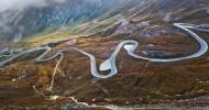 Гросглокнер, высокогорная дорога в Австрии — ФОТО.