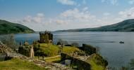 Озеро Лох-Несс в Шотландии, фото и тайна озера