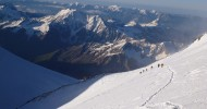 Эльбрус — самая высокая гора России (20 фото)