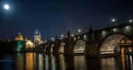 Карлов мост в Праге, Чехия (37 фото)