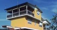 Вращающийся дом в Италии