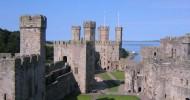 Замки и крепости Эдуарда I в северном Уэльсе