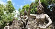 Магический сад Будды — ФОТО
