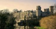 Уорикский замок (Warwick Castle), Англия — ФОТО