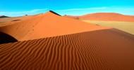 Пустыня Намиб, Юго-Западная Африка.