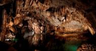 Подземная река Пуэрто-Принсеса (Филиппины). 17 фото