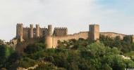 Замок Обидуш, Португалия, фото замка