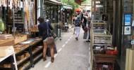 10 лучших блошиных рынков Франции.