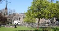Кладбище Грейфрайерс в Эдинбурге, Шотландия