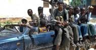 Гражданские войны в Африке
