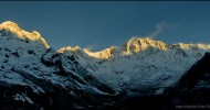 Треккинг в Непале, Базовый Лагерь Аннапурны и Пунхилл