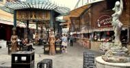 Рынок Камден в Лондоне, Англия