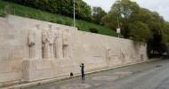 Стена Реформации в Женеве, Швейцария.