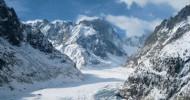 Ледник Мер-де-Глас, Франция.