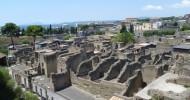 Древний город Геркуланум, Италия — ФОТО