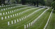 Арлингтонское национальное кладбище в США