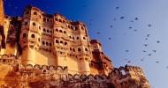 Крепость Мехрангарх в Индии — ФОТО