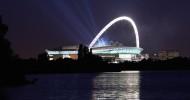 Стадион Уэмбли в Лондоне — ФОТО.