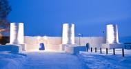 Ледяной замок в Финляндии (21 фото)