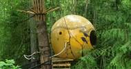 """""""Сферы свободного духа"""": дома на деревьях"""