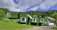 Необычный дом в Австрии (14 фото)