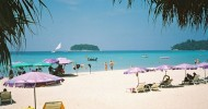 Пляж Ката (Kata Beach), Пхукет, Таиланд.