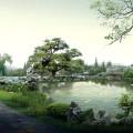 kitaiskii_peizazh_besedki_prud