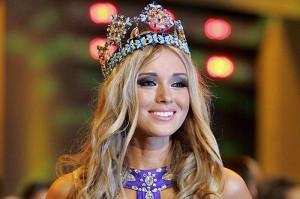 Мисс Мира 2008. Ксения Сухинова