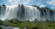 Водопад Игуасу в Южной Америке, фото водопада в Бразилии и Аргентине