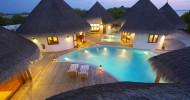 Бутик-отель Island Hideaway на Мальдивах.