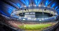 Стадион Маракана в Бразилии