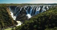 Водопад Руакана, Ангола и Намибия.