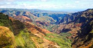 Каньон Ваймеа (Waimea Сanyon) Фото