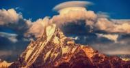 Самые высокие горы на Земле — восьмитысячники.