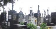 Кладбище Сао Жоао Батишта в Рио-де-Жанейро, Бразилия