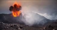 Вулкан Стромболи фото вулкана