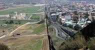 Граница США и Мексики (фото)