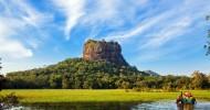 Сигирия — замок, вырубленный в скале