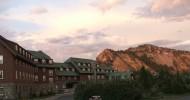 Отель Crater Lake Lodge, США — ФОТО