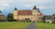 Замок Розенбург, фото и история замка