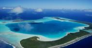 Коралловые острова атоллы